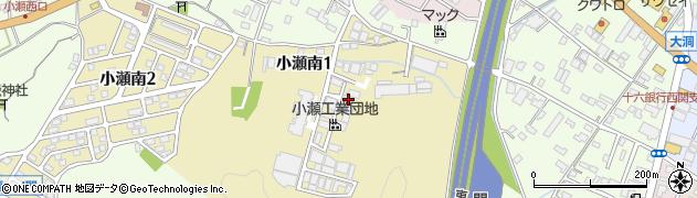 後藤溶接工業所周辺の地図