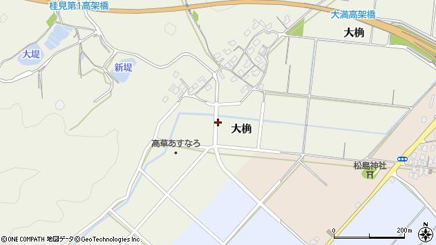 〒680-1418 鳥取県鳥取市大桷の地図