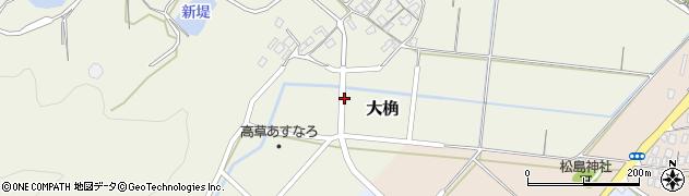 鳥取県鳥取市大桷周辺の地図