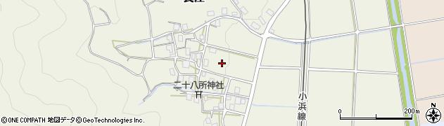 福井県三方上中郡若狭町長江の地図 住所一覧検索|地図マピオン