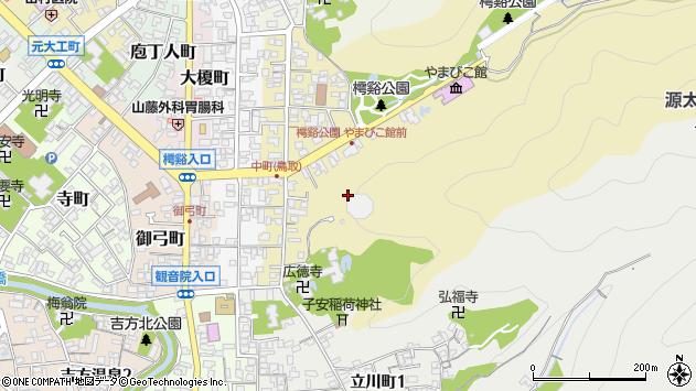 〒680-0015 鳥取県鳥取市上町の地図