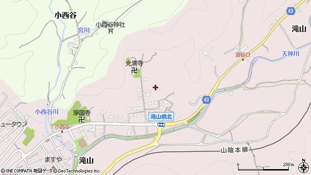 〒680-0072 鳥取県鳥取市滝山の地図