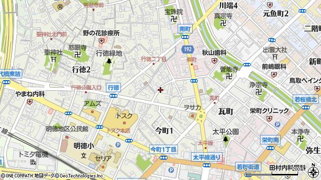 〒680-0822 鳥取県鳥取市今町の地図