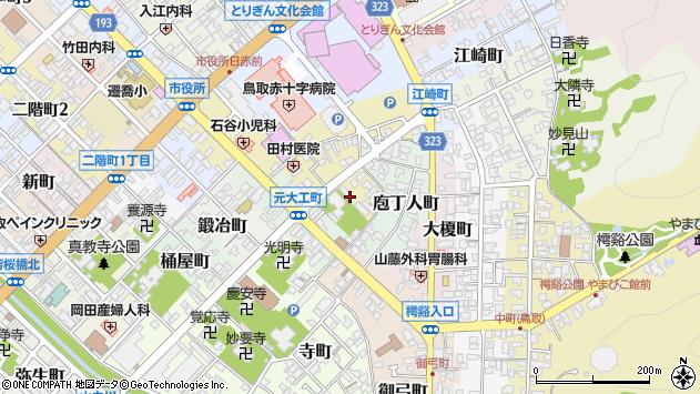 〒680-0041 鳥取県鳥取市掛出町の地図