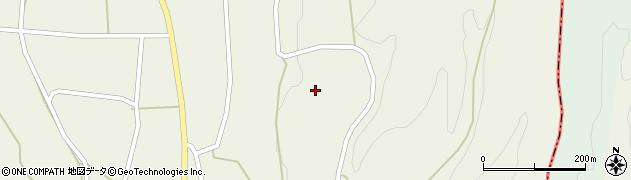 洞禅寺周辺の地図
