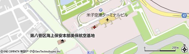 鳥取県境港市佐斐神町周辺の地図