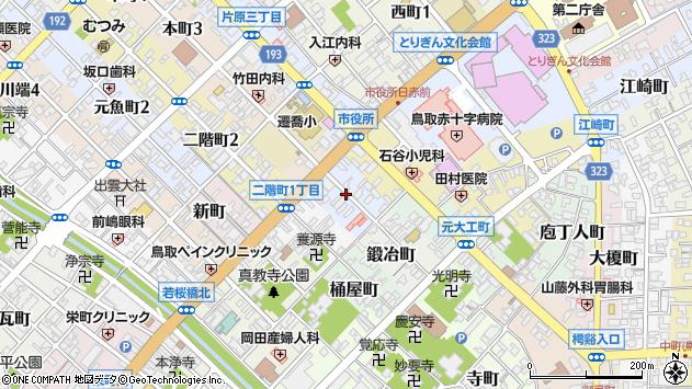 〒680-0051 鳥取県鳥取市若桜町の地図