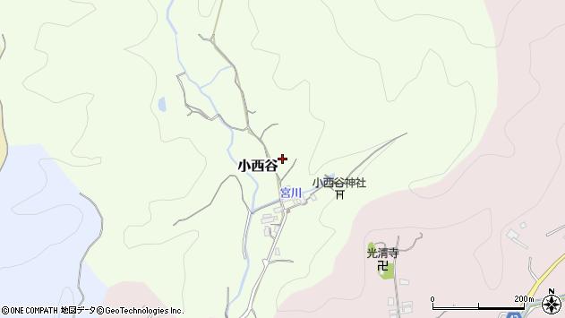 〒680-0073 鳥取県鳥取市小西谷の地図