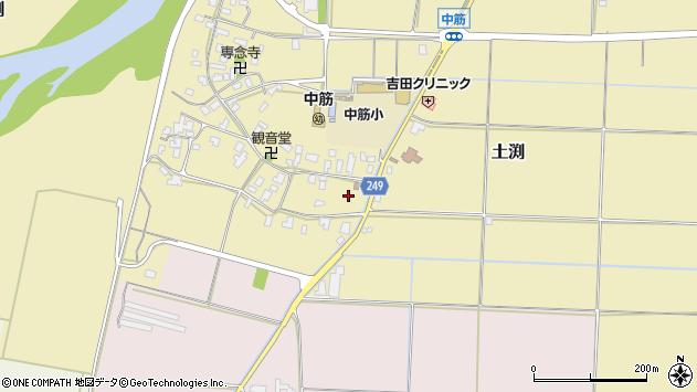 〒668-0844 兵庫県豊岡市土渕の地図