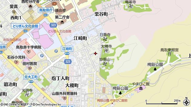 〒680-0014 鳥取県鳥取市馬場町の地図