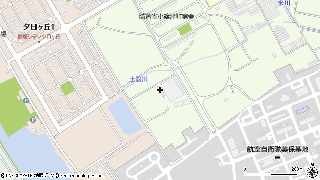 〒684-0053 鳥取県境港市小篠津町の地図
