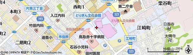 鳥取県鳥取市尚徳町周辺の地図