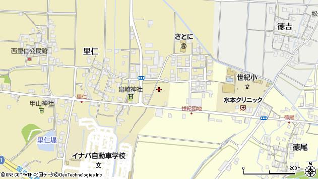 〒680-0935 鳥取県鳥取市里仁の地図