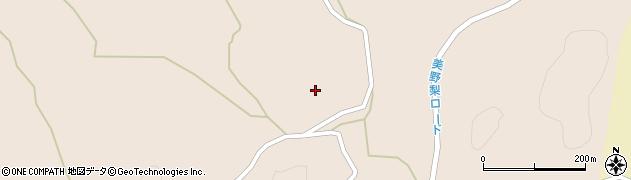 鳥取県鳥取市福部町久志羅(上野)周辺の地図