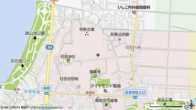 〒680-0944 鳥取県鳥取市布勢の地図