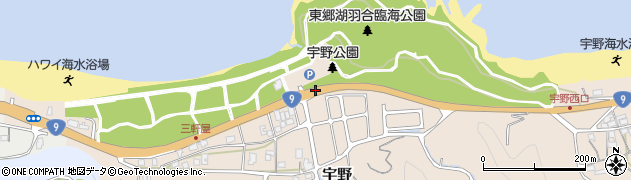 一般国道9号周辺の地図