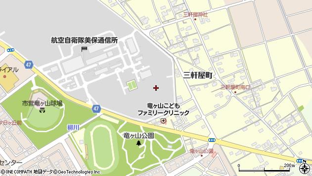 〒684-0064 鳥取県境港市三軒屋町の地図