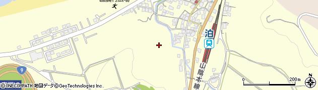 鳥取県湯梨浜町(東伯郡)園周辺の地図