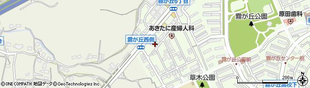 愛商物流株式会社 神奈川物流センター周辺の地図