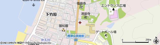 福井県小浜市北塩屋周辺の地図