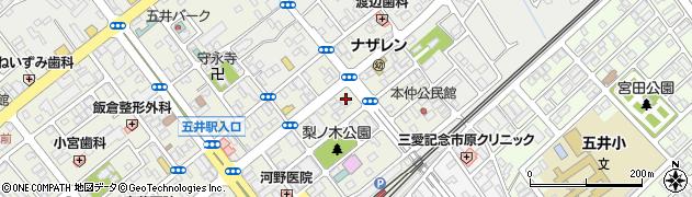 千光寺周辺の地図