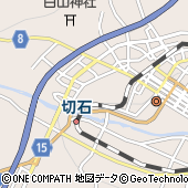 長野県飯田市白山通り