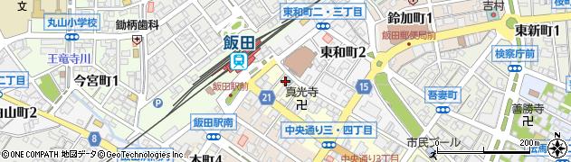ビジネスホテルまつむら周辺の地図