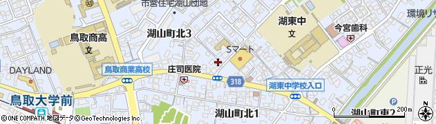村上電器周辺の地図