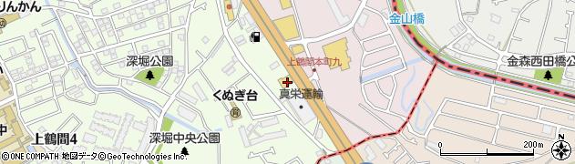 神奈川県相模原市南区上鶴間3丁目2-15周辺の地図