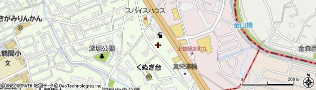 神奈川県相模原市南区上鶴間3丁目2-41周辺の地図