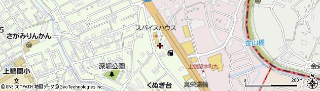 神奈川県相模原市南区上鶴間3丁目2-55周辺の地図