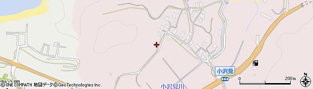 鳥取県鳥取市小沢見周辺の地図
