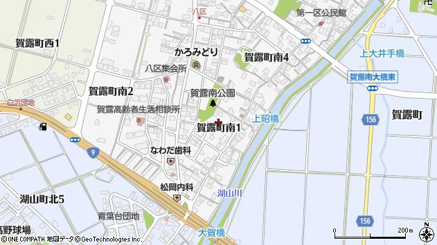 〒680-0909 鳥取県鳥取市賀露町南の地図