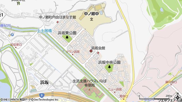 〒680-0002 鳥取県鳥取市浜坂東の地図