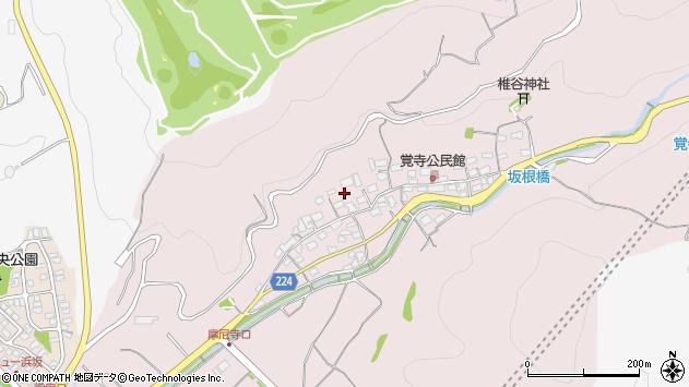 〒680-0003 鳥取県鳥取市覚寺の地図