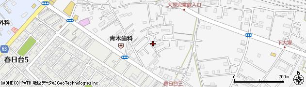 神奈川県愛甲郡愛川町中津周辺の地図