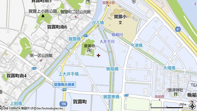 〒680-0905 鳥取県鳥取市賀露町の地図