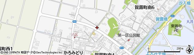 鳥取県鳥取市賀露町南周辺の地図