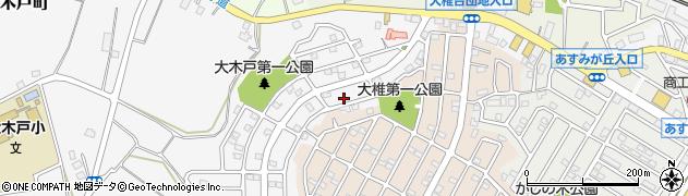 西山製作所周辺の地図