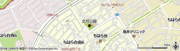 千葉県市原市ちはら台南6丁目周辺の地図