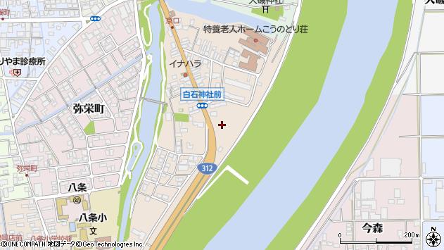 〒668-0054 兵庫県豊岡市塩津町の地図