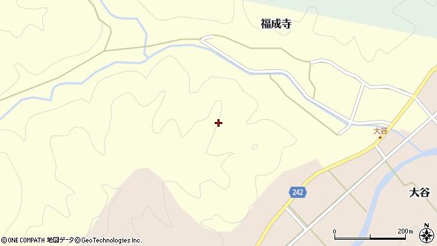 〒668-0075 兵庫県豊岡市福成寺の地図