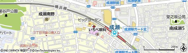 萬寿園周辺の地図