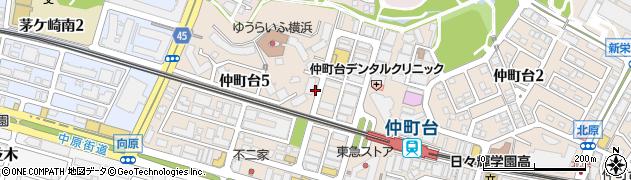 タイムズ仲町台(神奈川県横浜市都筑区)の天気予報 ...