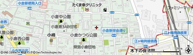 日立小倉ハウス周辺の地図