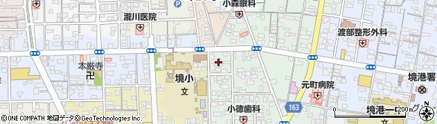 大寶寺周辺の地図