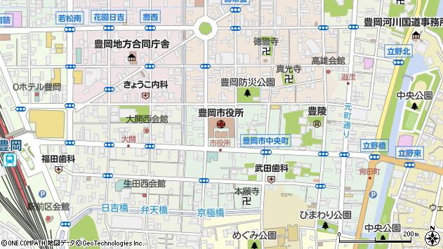 〒668-0243 兵庫県豊岡市出石町中野の地図