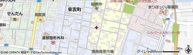 船玉神社周辺の地図