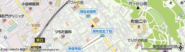 キッチンハウスたんぽぽ周辺の地図