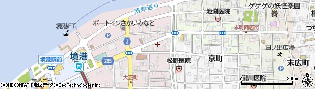 みずほ旅館周辺の地図